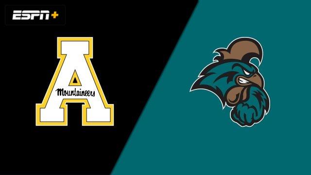Appalachian State vs. Coastal Carolina (Semifinal) (M Soccer)