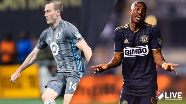 Minnesota United FC vs. Philadelphia Union (MLS)