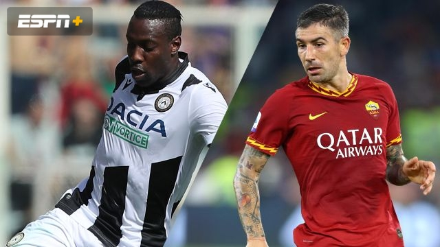 Udinese vs. Roma (Serie A)