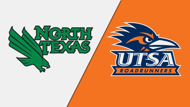 North Texas vs. UTSA (Football)