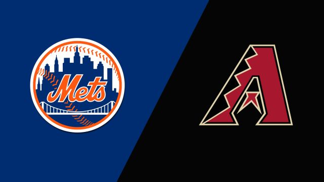 New York Mets vs. Arizona Diamondbacks
