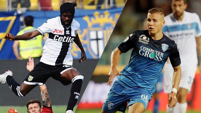 Parma vs. Empoli (Serie A)