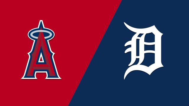 Los Angeles Angels vs. Detroit Tigers