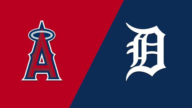 Los Angeles Angels vs. Detroit Tigers