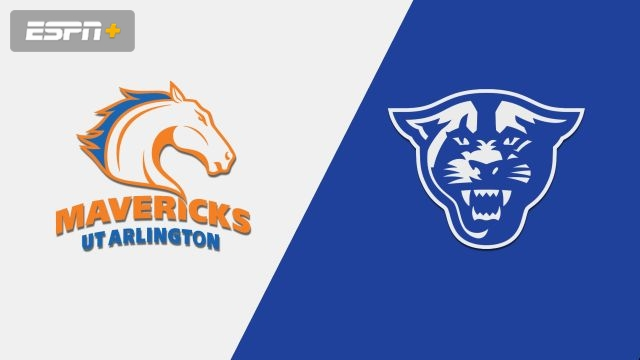 UT Arlington vs. Georgia State (M Basketball)