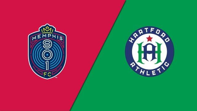 Memphis 901 FC vs. Hartford Athletic (Third Round) (U.S. Open Cup)