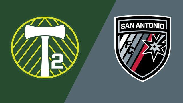 Portland Timbers 2 vs. San Antonio FC