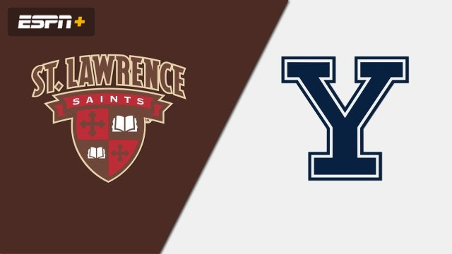 St. Lawrence vs. Yale (M Hockey)