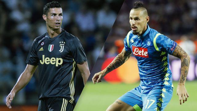 Juventus vs. Napoli (Serie A)