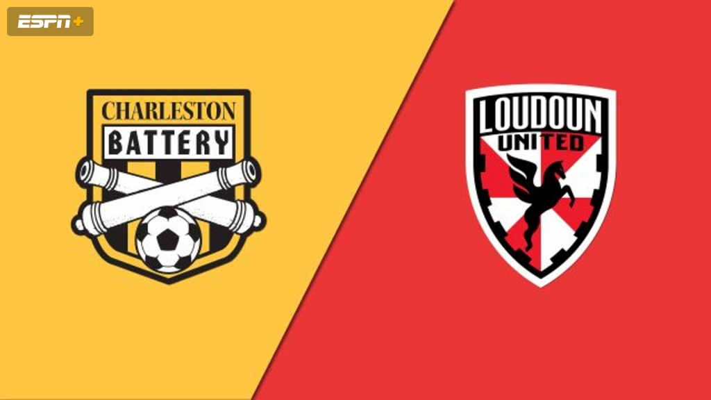 Charleston Battery vs. Loudoun United FC (USL Championship)