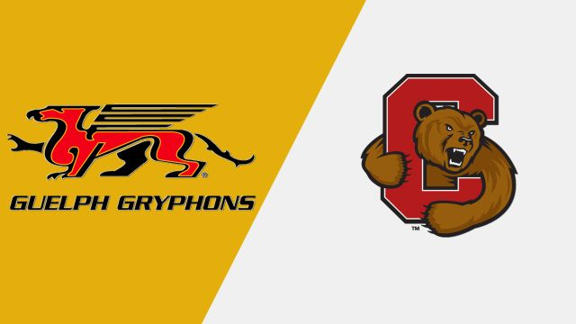 Guelph vs. #7 Cornell (M Hockey)