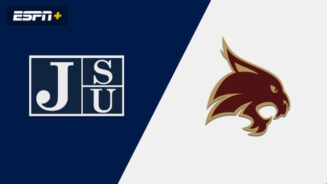 Jackson State vs. Texas State (M Basketball)