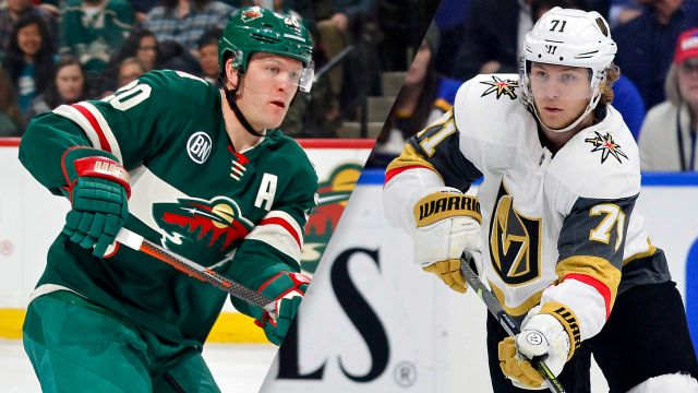Minnesota Wild vs. Vegas Golden Knights