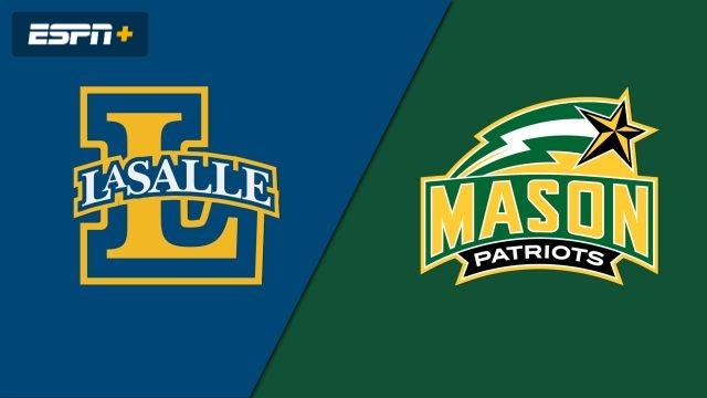 La Salle vs. George Mason (M Soccer)