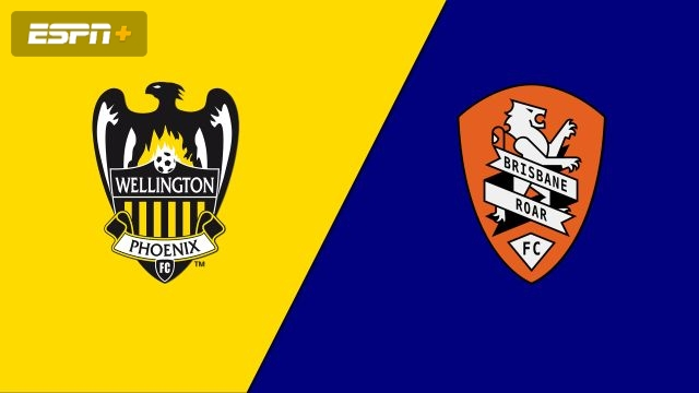 Wellington Phoenix vs. Brisbane Roar FC (A-League)