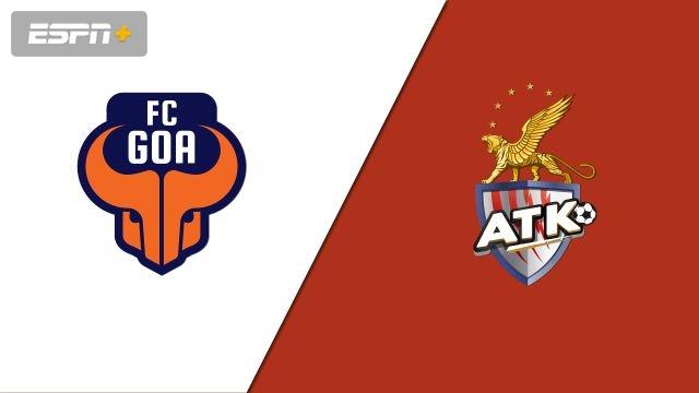 FC Goa vs. ATK