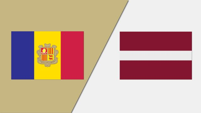 Andorra vs. Latvia (UEFA Nations League)