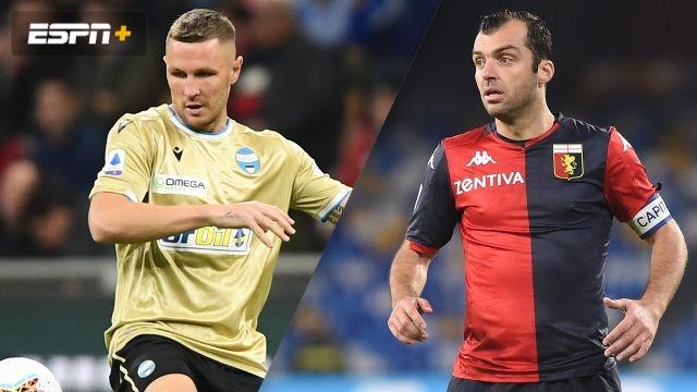 SPAL vs. Genoa (Serie A)