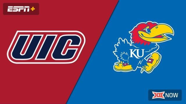 UIC vs. Kansas (W Basketball)