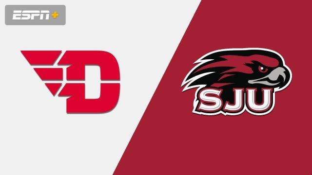 Dayton vs. Saint Joseph's (W Basketball)