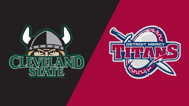 Cleveland State vs. Detroit Mercy (M Lacrosse)