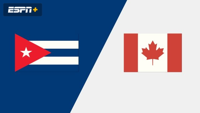 Cuba vs. Canada (Group Phase)