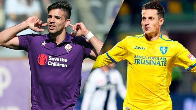 Fiorentina vs. Frosinone (Serie A)