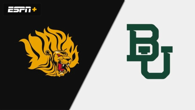 Arkansas-Pine Bluff vs. Baylor (Baseball)