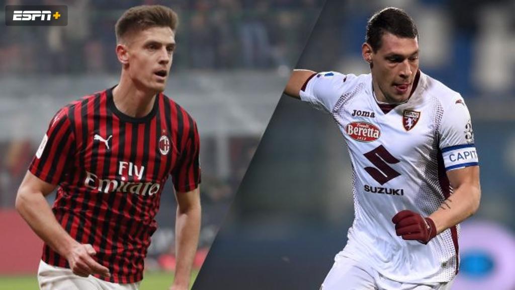 AC Milan vs. Torino (Coppa Italia)