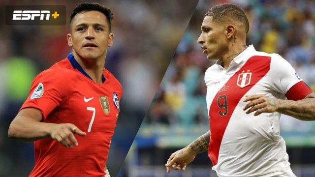 In Portuguese-Copa America Brasil 2019 (Semifinais) (Copa America)