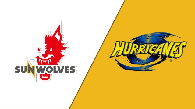 Sunwolves vs. Hurricanes