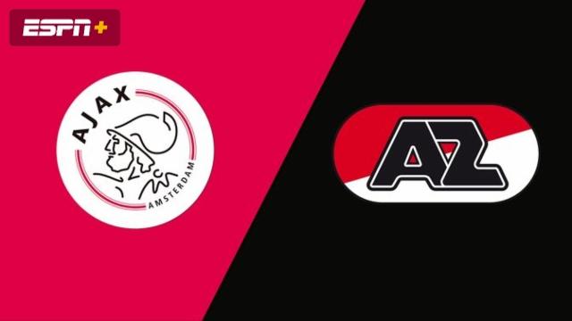 Ajax vs. AZ Alkmaar (Eredivisie)