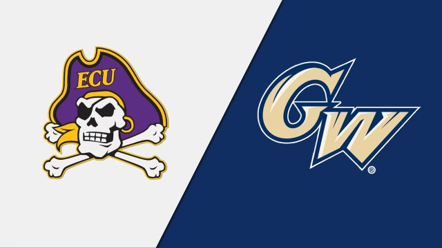 East Carolina vs. George Washington (W Lacrosse)