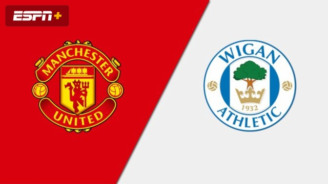 Manchester United vs. Wigan Athletic (Quarterfinal) (English FA Youth Cup)