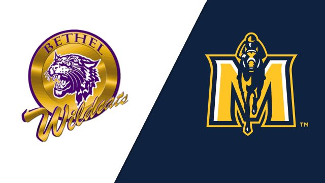 Bethel vs. Murray State (W Basketball)
