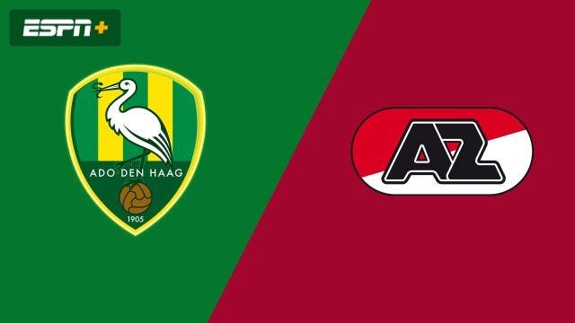 ADO Den Haag vs. AZ Alkmaar (Eredivisie)