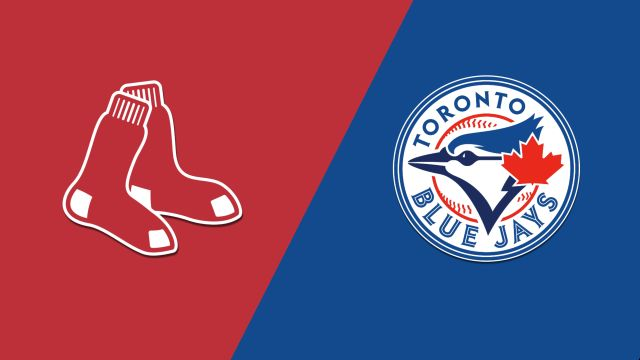 Boston Red Sox vs. Toronto Blue Jays