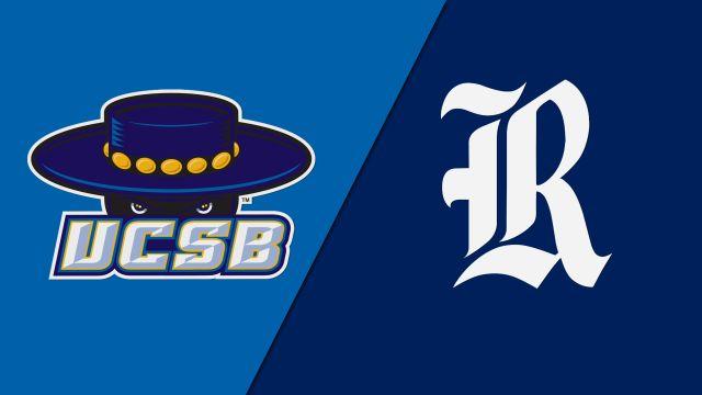 UC Santa Barbara vs. Rice (M Basketball)