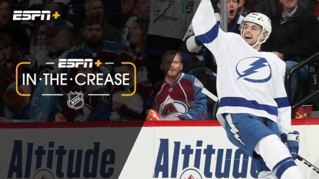 Tue, 2/18 - In the Crease: Lightning look for 11th straight win