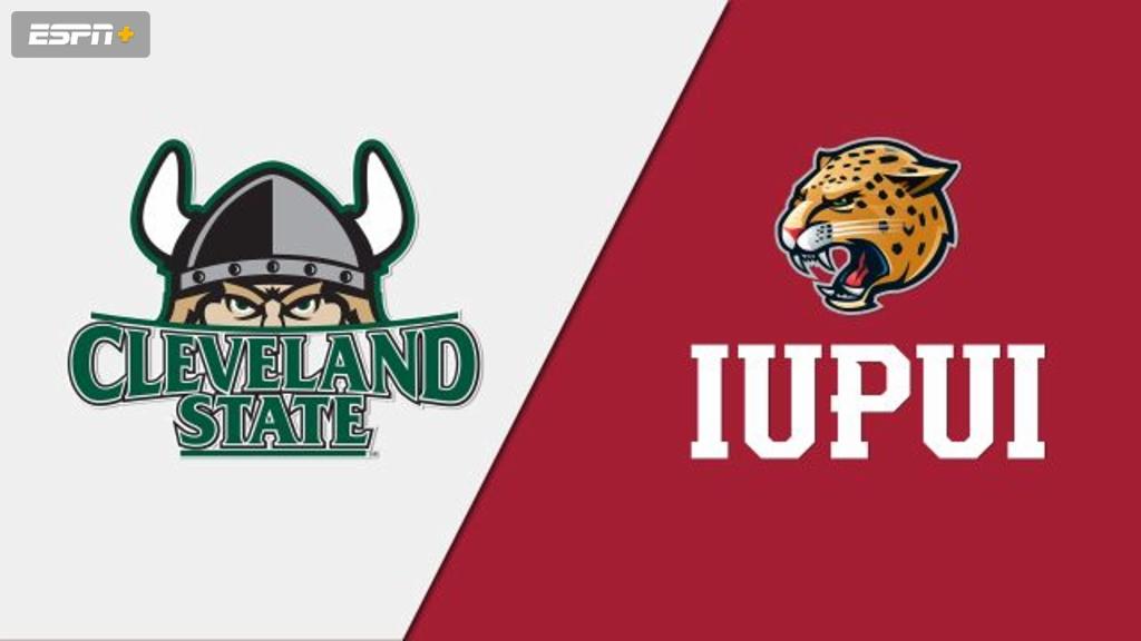 Cleveland State vs. IUPUI (W Volleyball)