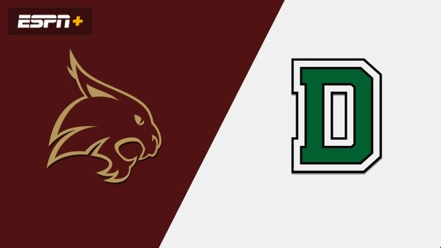 Texas State vs. Dartmouth (W Basketball)