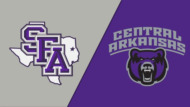 Stephen F. Austin vs. Central Arkansas (Championship) (W Volleyball)