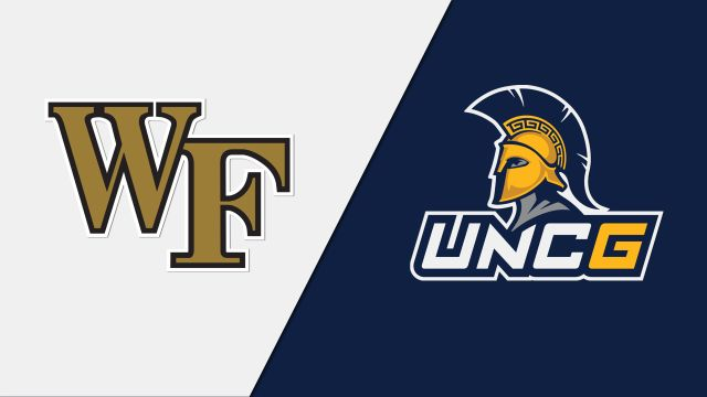Wake Forest vs. UNC Greensboro (Baseball)