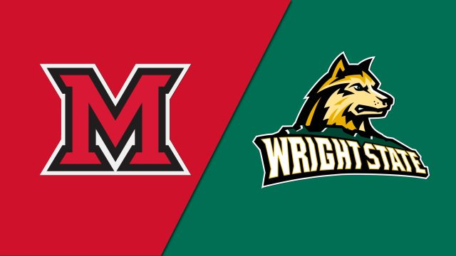 Miami (OH) vs. Wright State (Softball)
