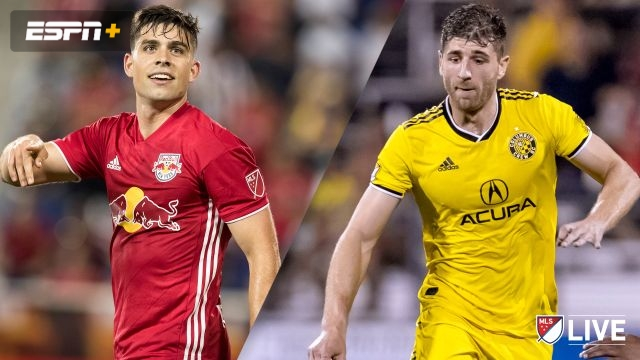 New York Red Bulls vs. Columbus Crew SC (MLS)