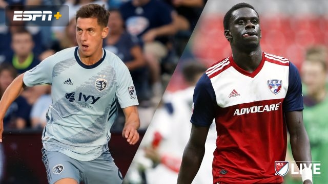 Sporting Kansas City vs. FC Dallas (MLS)