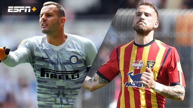 Internazionale vs. Lecce (Serie A)