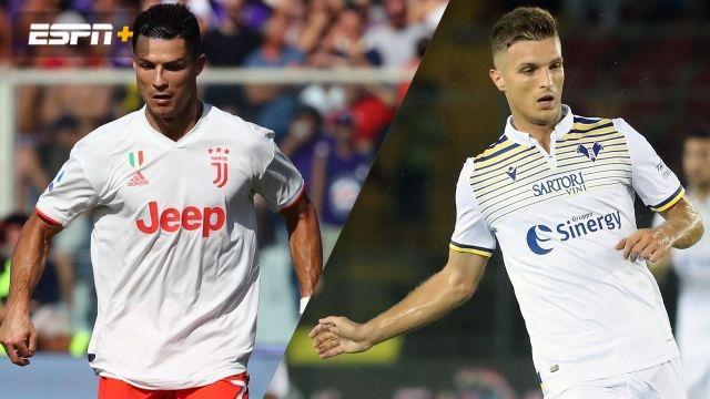 Juventus vs. Hellas Verona (Serie A)