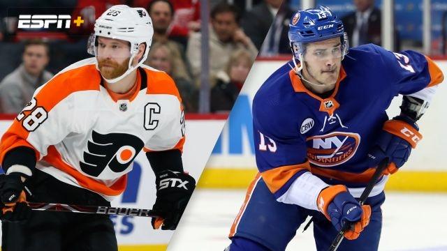 Philadelphia Flyers vs. New York Islanders