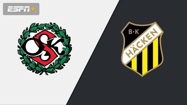 Orebro SK vs. BK Hacken (Allsvenskan)